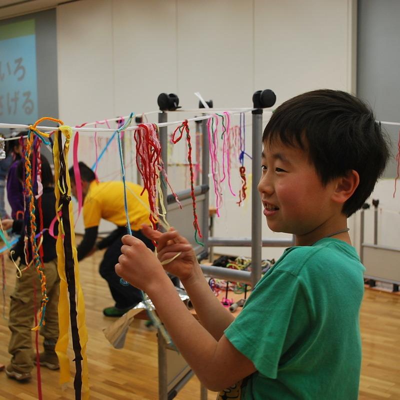 2011年1月8日(日)<br>「ぶらさがりのセカイ」<br>(小学生クラス)in東大