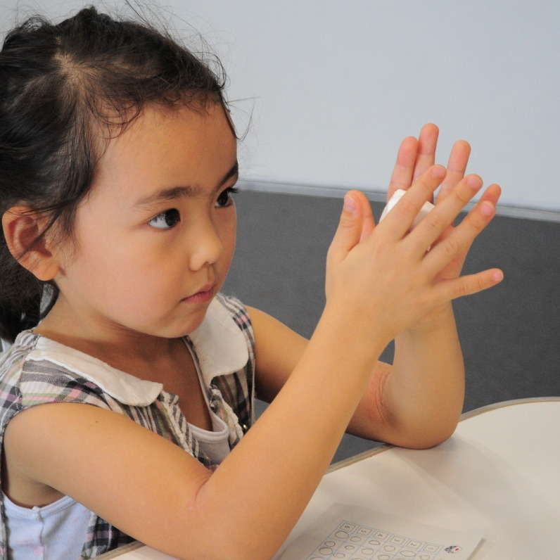 2013年7月28日(日)<br>「さいころ×さいころ」<br>(幼児クラス)in二子玉川