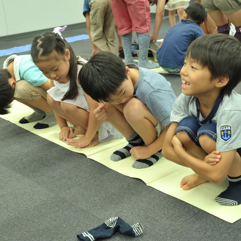 2014年7月13日(日)<br>「青影のコレクション」<br>(小学生クラス)in明治