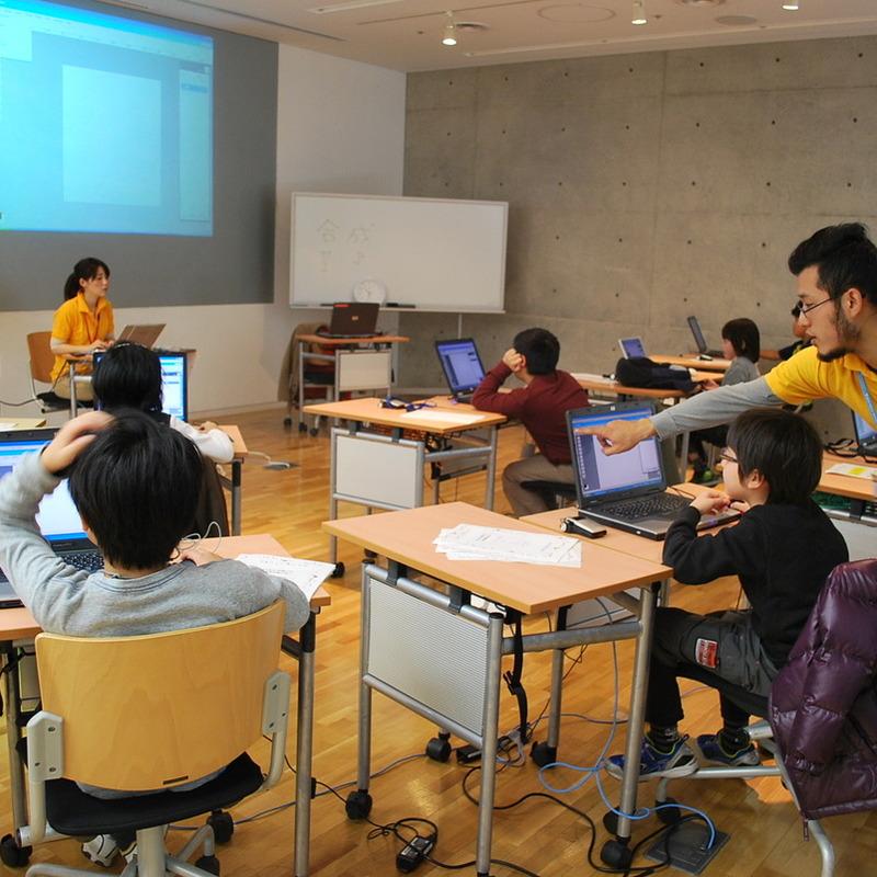 2010年12月23日(木・祝)「こどもデジタルラボ」in東大本郷