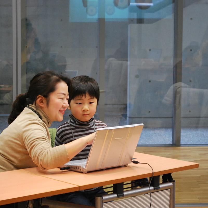 2011年2月11日(金・祝)「ピッケのつくるえほん」(幼児クラス)in東大本郷