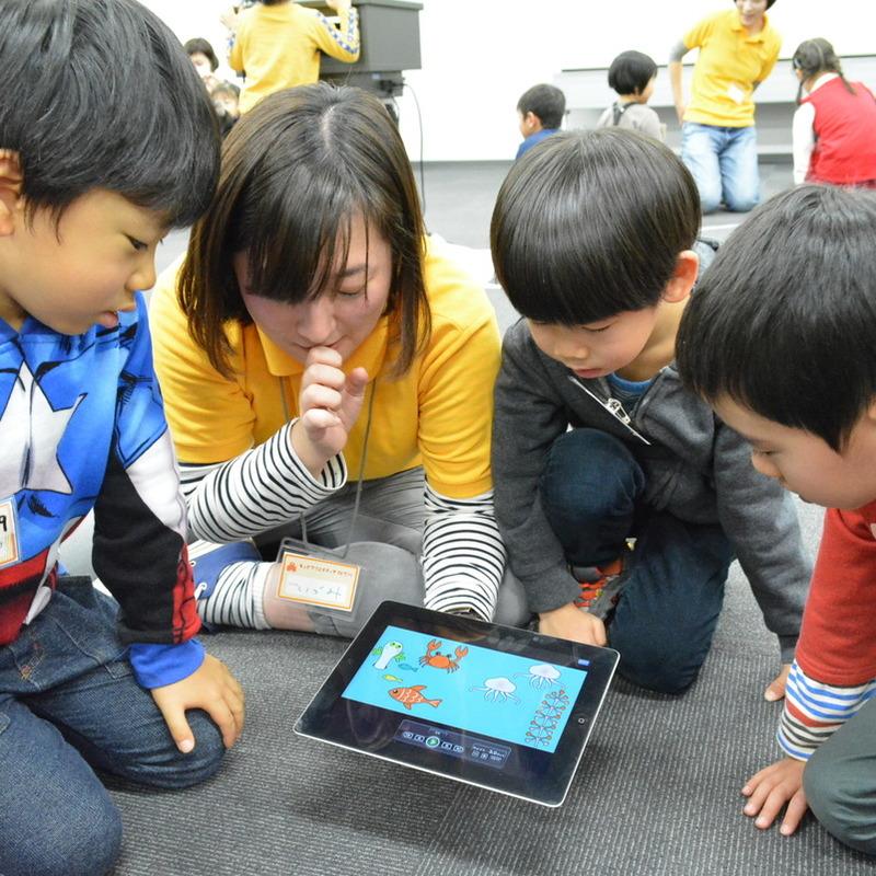 2014年12月14日(日)「ピッケのつくるえほん」(幼児クラス)in明治