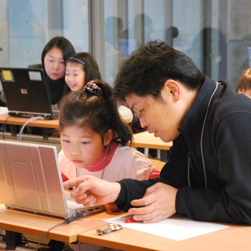 2011年2月11日(金・祝)「ピッケのつくるえほん」(小学生クラス)in東大本郷