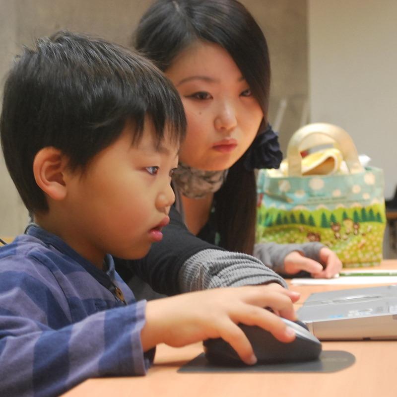 2011年5月5日(木・祝)<br>「ピッケのつくるえほん」<br>(幼児クラス)in東大本郷
