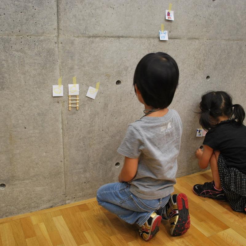 2011年10月10日(月・祝)「マッチ棒のはしご」in東大本郷