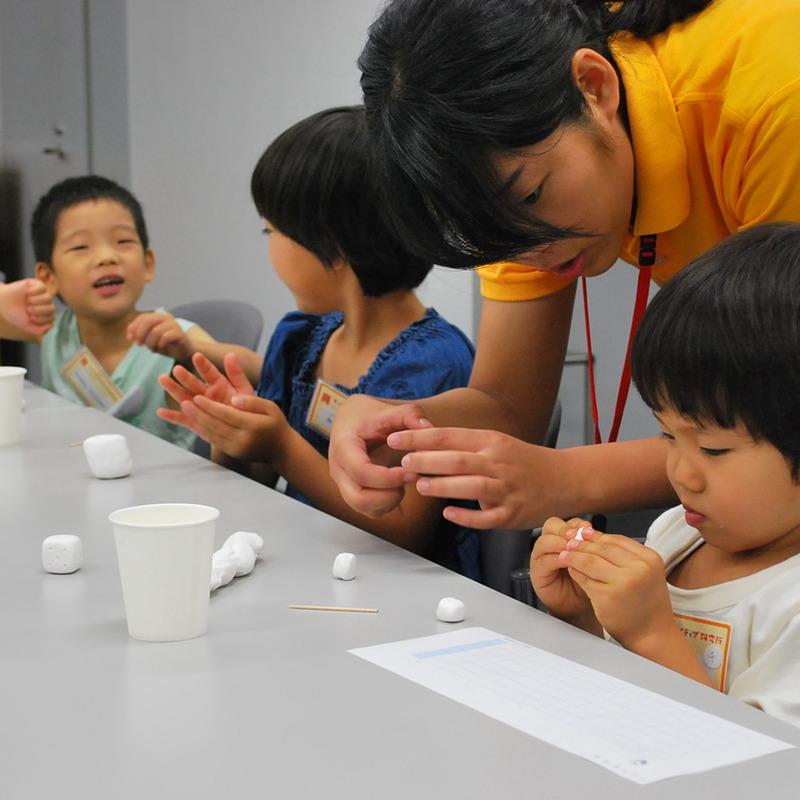 2013年7月14日(日)「さいころ×さいころ」(幼児クラス)in明治