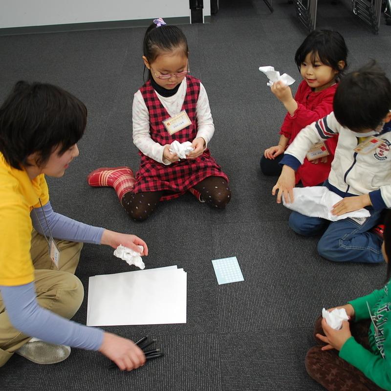 2014年2月9日(日)<br>「デジタルえほん」<br>(幼児クラス)in明治