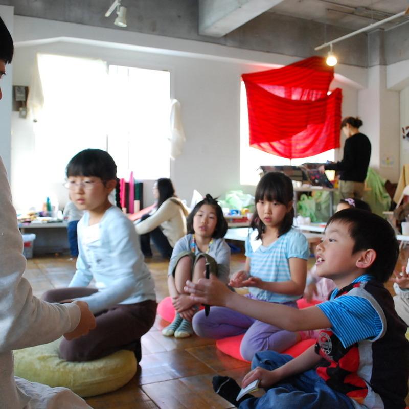2014年3月15日(土)アトリエBAUHAUS 「じゆう」in両国
