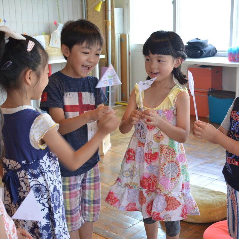 2014年6月21日(土)アトリエBAUHAUS 「ものさし」in両国