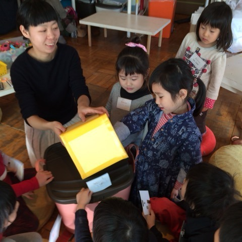 2015年1月10日(土)アトリエBAUHAUS 「ぐうぜん」in両国