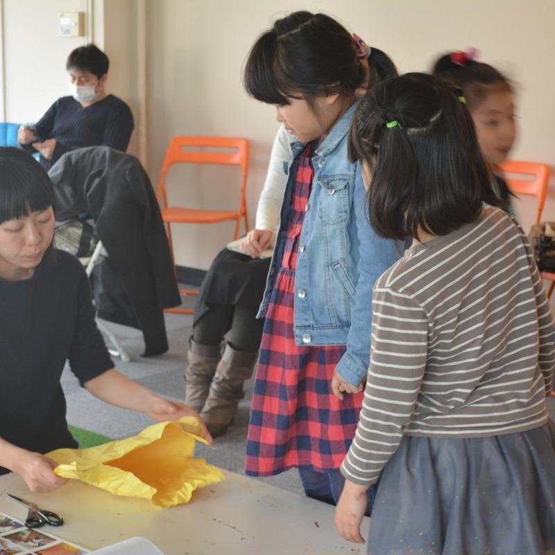2015年3月15日(土)アトリエBAUHAUS 「じゆう」in両国