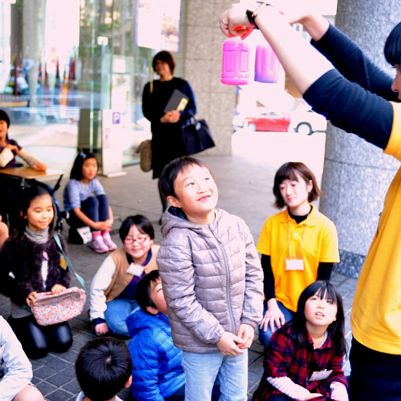 2016年2月14日(日)<br>「さわってかんじて、ポカポカ大研究」<br>(小学生クラス)in明治