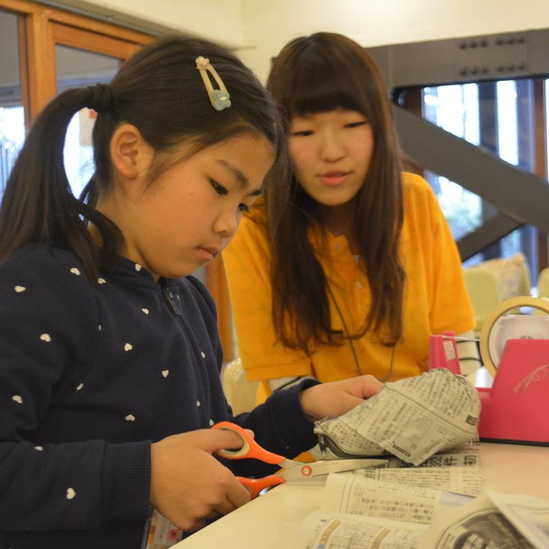 2016年2月28日(日)<br>「さわってかんじて、ポカポカ大研究」<br>(小学生クラス)in代官山