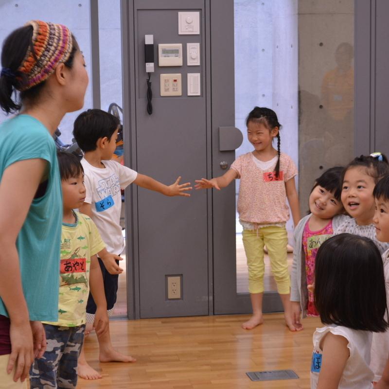 2016年6月19日(日)<br>「ダンダンカイダンカイダンス」<br>(幼児クラス)in東大本郷