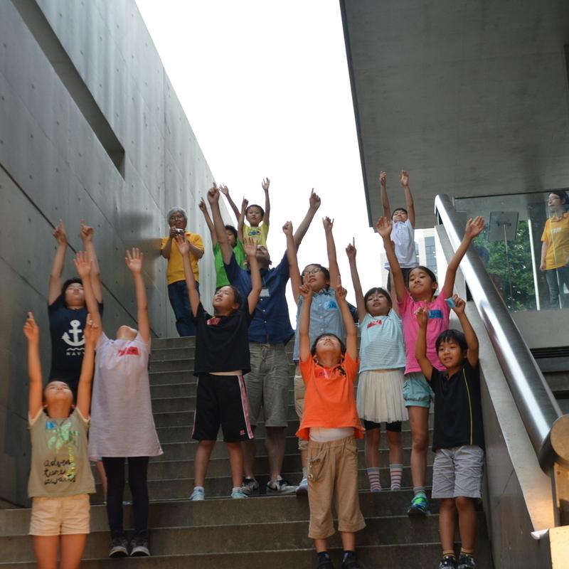 2016年6月19日(日)<br>「ダンダンカイダンカイダンス」<br>(小学生クラス)in東大本郷