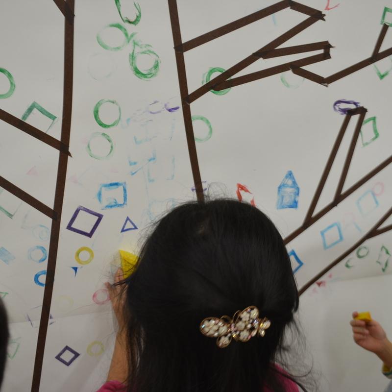 2016年11月20日(日)「みんなでつくる森」(幼児クラス)in東大本郷