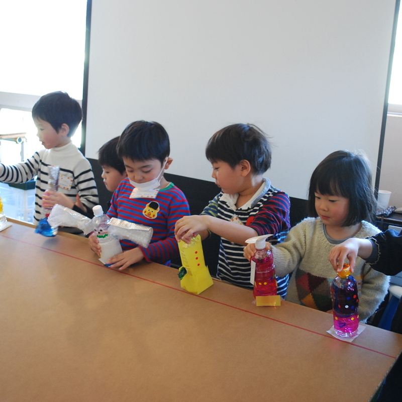 2017年1月15日(日)「すべり王選手権!スベリンピック」(幼児クラス)in田原町