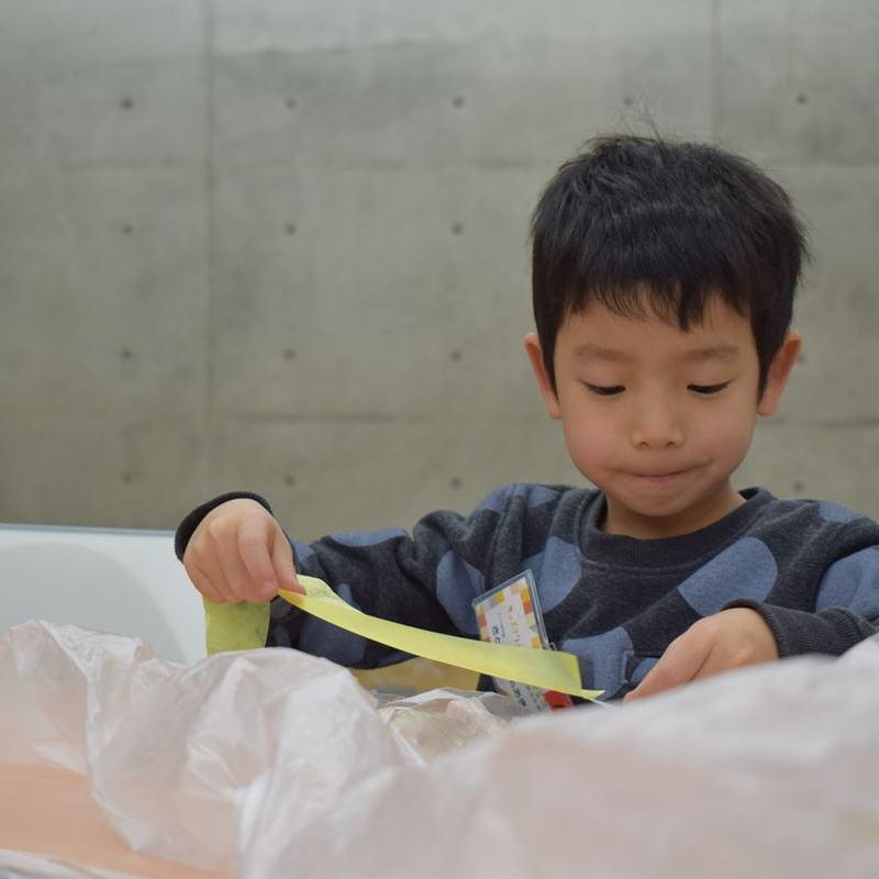 2018年2月18日(日)「とんでとんでとんで~熱気球づくり~」(幼児クラス)in東大本郷