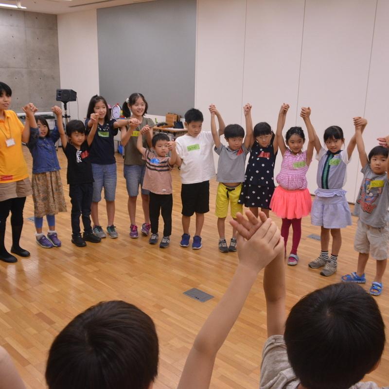 2017年6月25日(日)<br>「超だるまさんがころんだ!」<br>(小学生クラス)in東大本郷