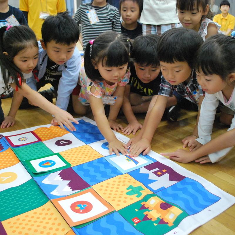 2017年9月2日(土)<br>「キュベットでプログラミング」<br>(幼児クラス)in東大本郷