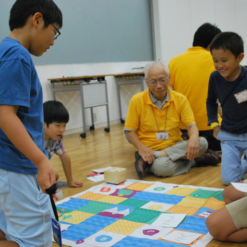 2017年9月2日(土)「キュベットでプログラミング」(小学生クラス)in東大本郷