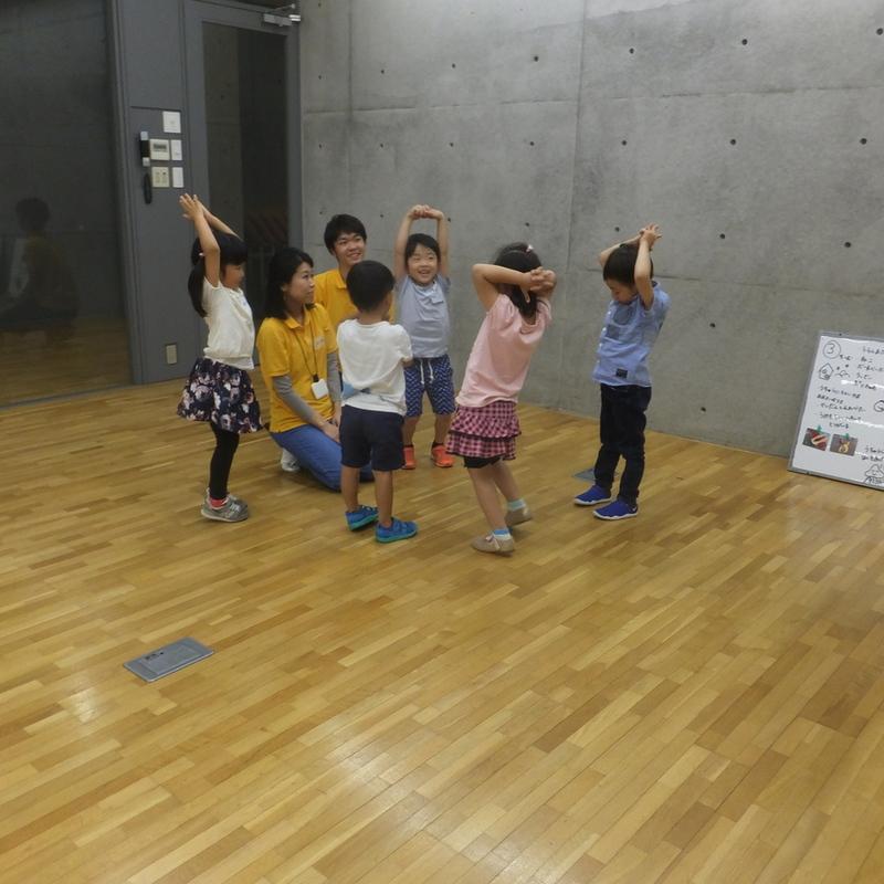 2018年6月24日(日)「おとぎがたりマシーン>」(幼児クラス)in東大本郷