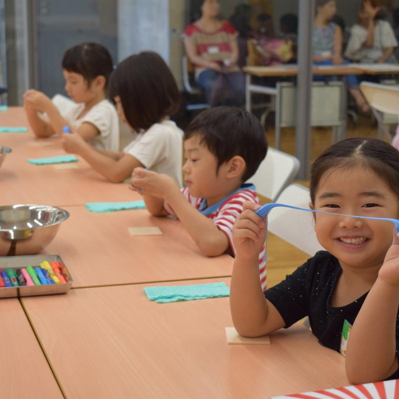 2018年7月15日(日)「いろいろうみといろいろないきもの」(幼児クラス)in東大本郷