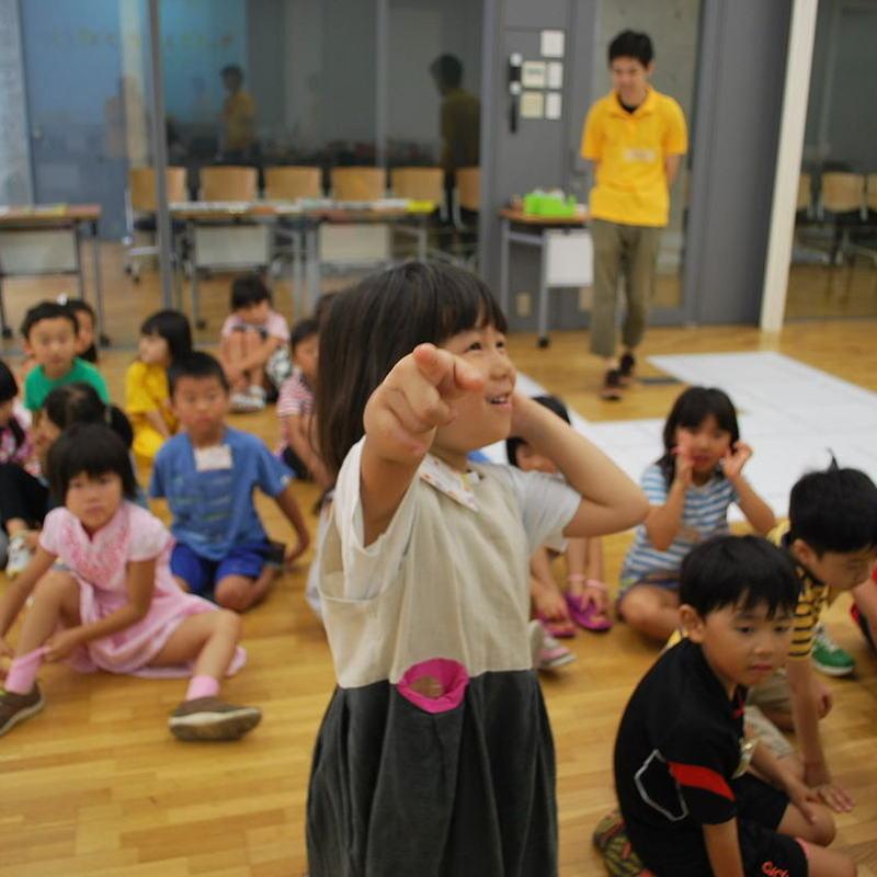2018年8月19日(日)「ozobotの世界をつくろう」(幼児クラス)in東大本郷