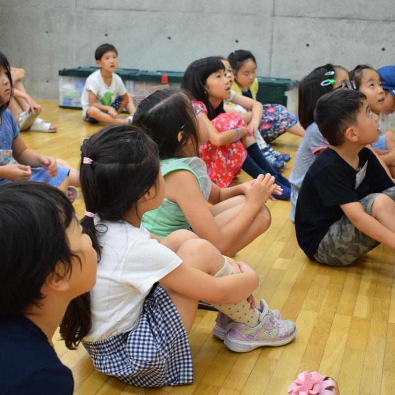 2018年7月14日(土)「お題で12の海つくり」(小学生クラス)in東大本郷