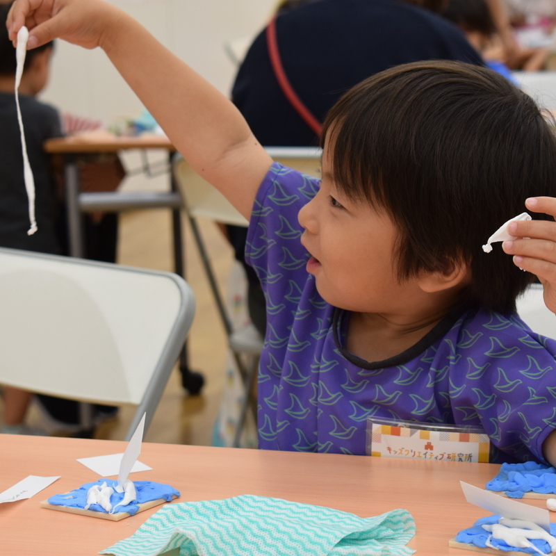 2018年7月14日(土)「いろいろうみといろいろないきもの」(幼児クラス)in東大本郷