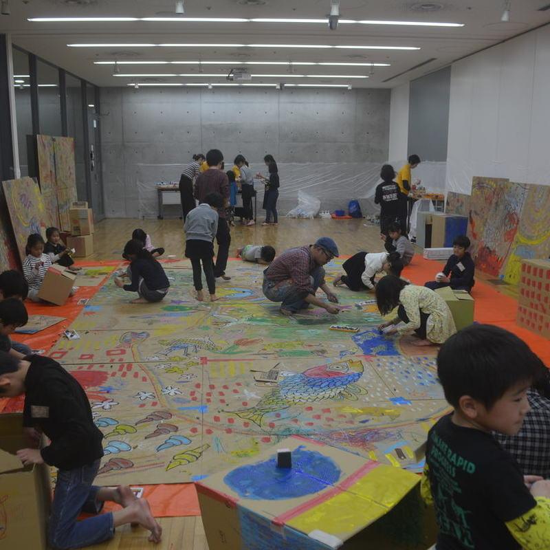 2018年12月16日(日)「HAND TALKでえがこう」(小学生クラス)in東大本郷