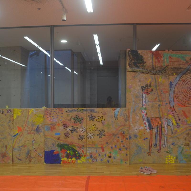 2018年12月15日(土)「HAND TALKでおえかき」(幼児クラス)in東大本郷