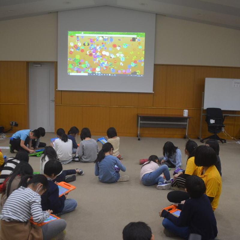 2019年1月20日(日)「ビスケットで動く世界をつくろう」(小学生クラス)in東大本郷