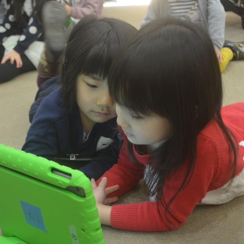 2019年1月20日(日)「ビスケットでうごく世界をつくろう」(幼児クラス)in東大本郷
