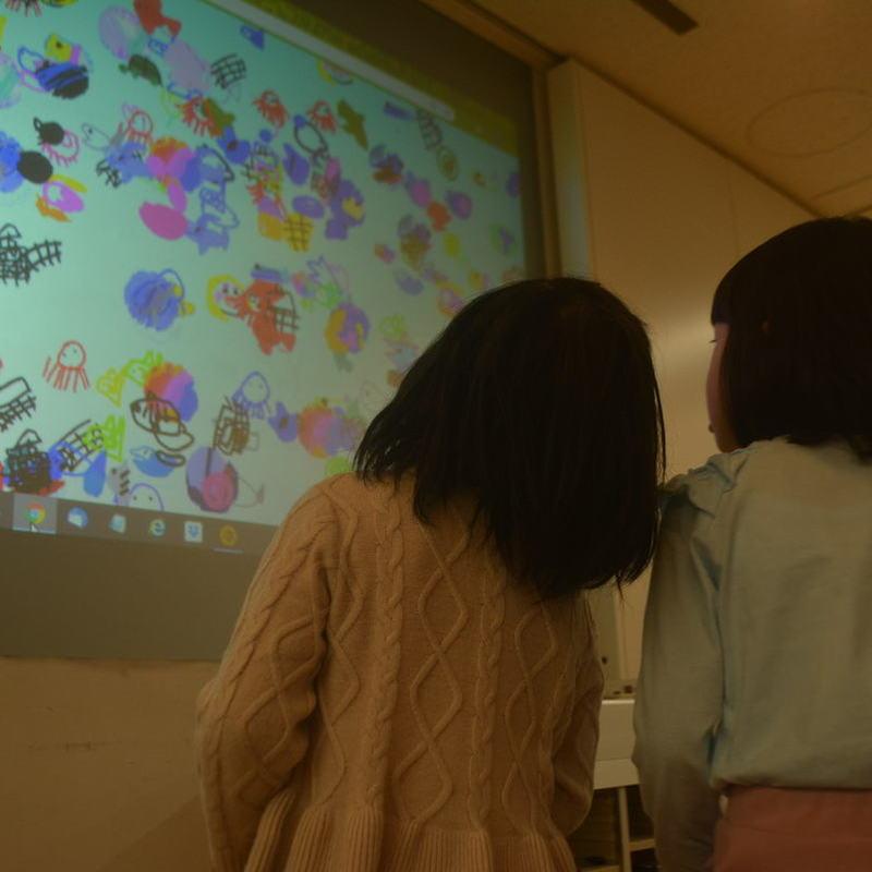 2019年1月27日(日)「ビスケットでうごく世界をつくろう」(幼児クラス)in東大本郷