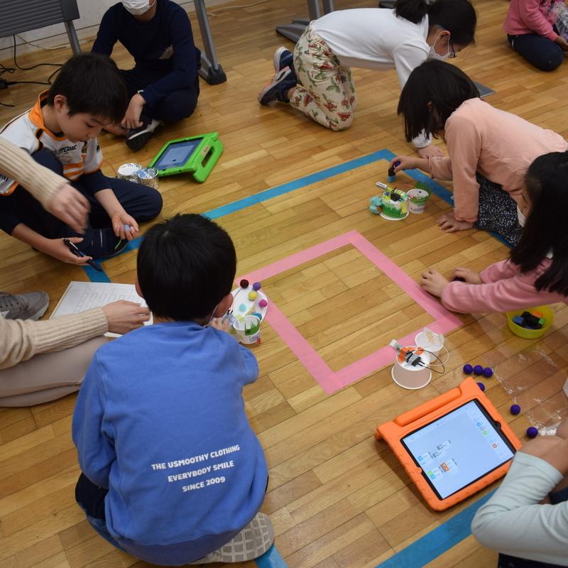 2020年2月16日(日)「MASHで玉入れ大会」(小学生クラス)in東大本郷