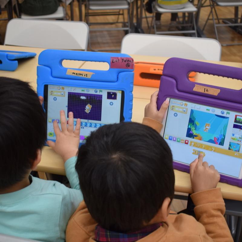 2020年2月15日(土)「デジタルえほんをつくろう」(幼児クラス)in東大本郷